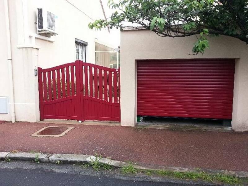 Fabricant de portes et portails automatiques dans le 77 for Portail garage enroulement